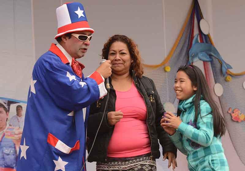 """""""A Comer Pescado"""" ofrecerá Fiesta Educativa Familiar en Chupaca y Jauja"""
