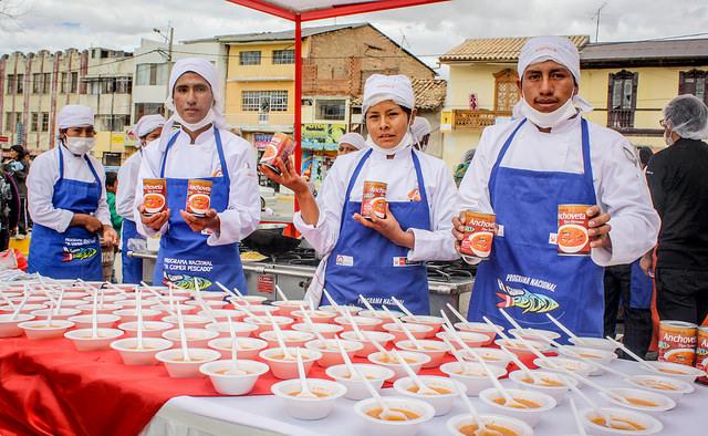 """Gran Campaña """"A Comer Pescado"""" en Huánuco, Junín y Ayacucho"""